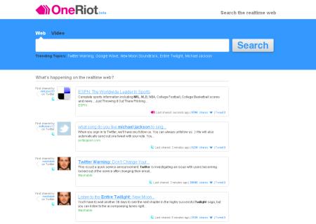 Oneriot